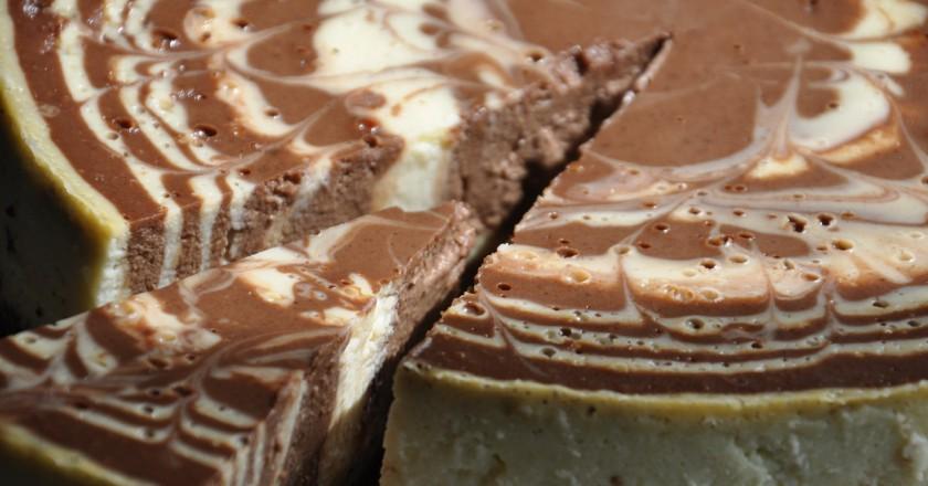 Шоколадно-творожный торт «Фантазия»