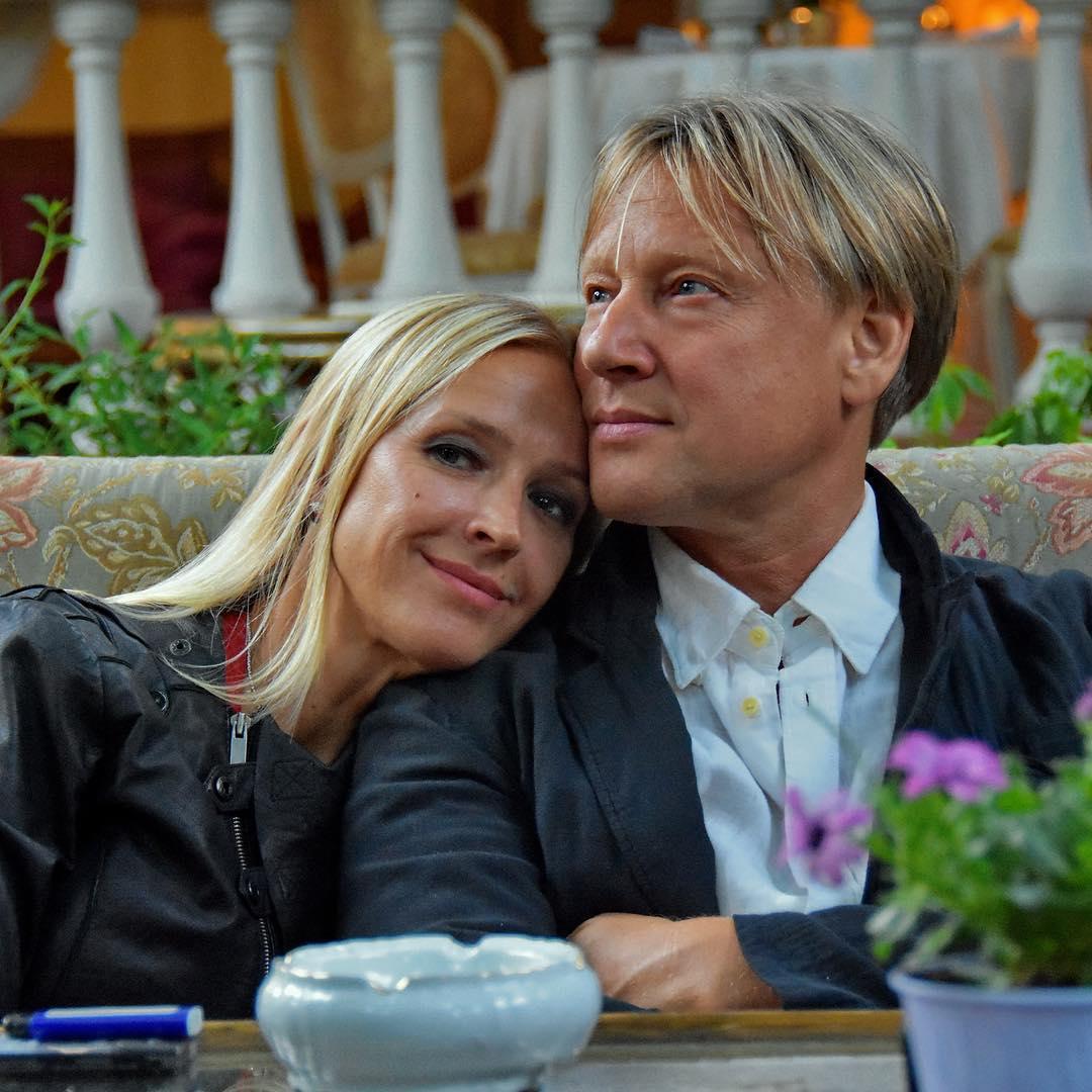 Дмитрий Харатьян после долгих лет жизни с женой не перестаёт ей восхищаться