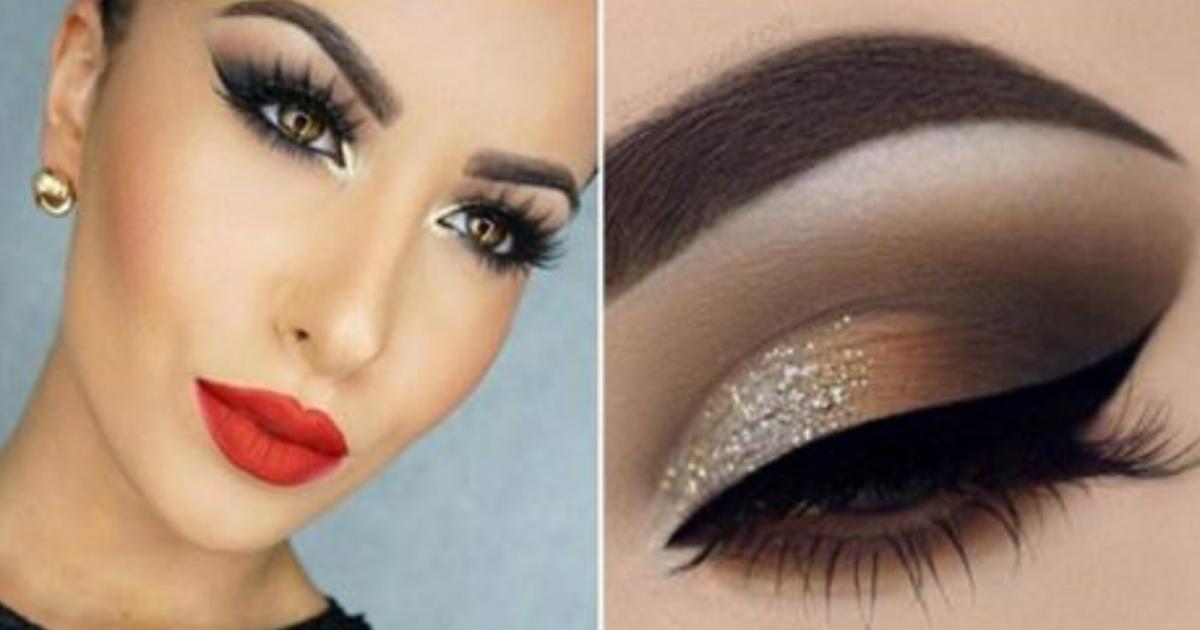 Особенности макияжа для брюнеток — 20 идей волшебного make up!