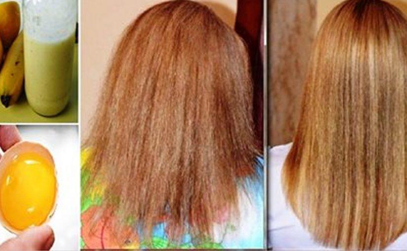 Избавьтесь от секущихся кончиков и остановите обильное выпадение волос с помощью шампуня домашнего приготовления.