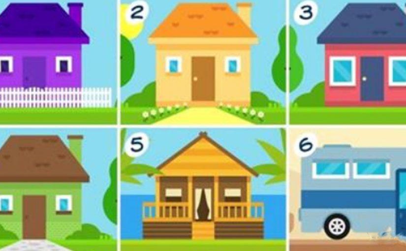 Дом моей мечты: выберите место, где вы хотели бы жить, а мы попробуем угадать ваш характер!