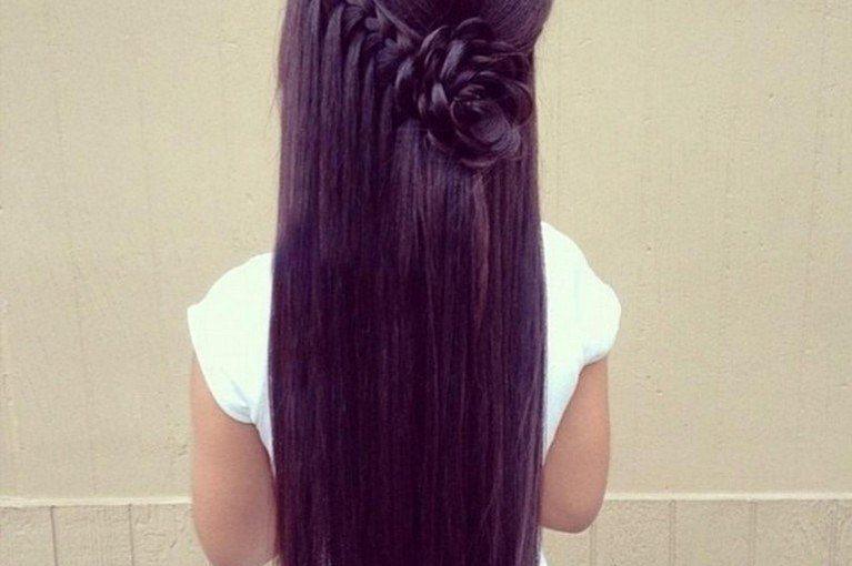 Топ-20 потрясающих ПЛЕТЕНИЙ для распущенных волос
