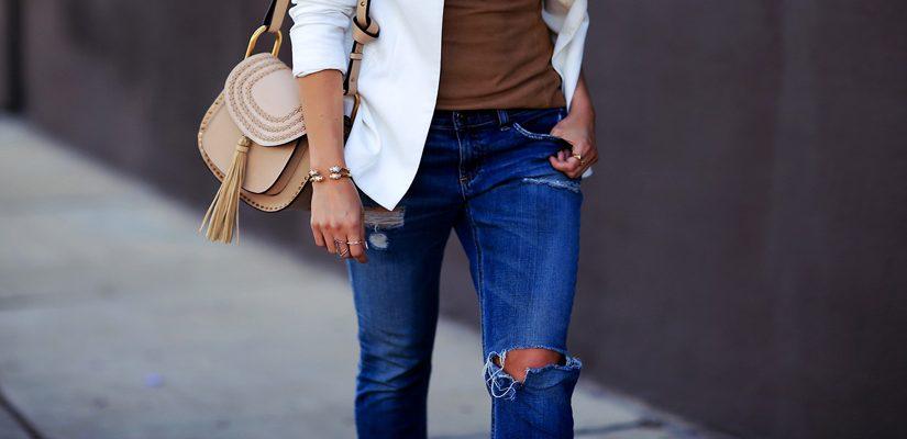20 примеров как носить джинсы и брюки, чтобы выглядеть восхитительно и просто