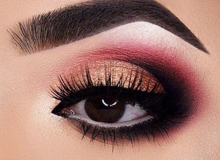 14 потрясающих идей макияжа для кареглазых девушек. Сохраните для себя!