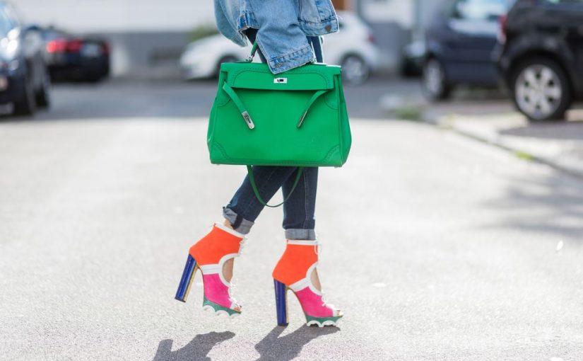 Как сочетать туфли и сумку весной 2018? 16 идей от блогеров
