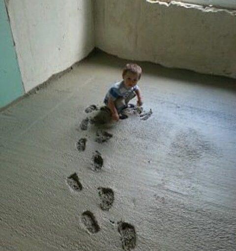 Стоило только отвернуться… 23 фото, которые поймут все, у кого есть дети!
