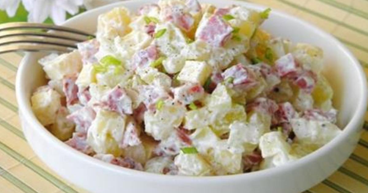 10 салатов с сыром