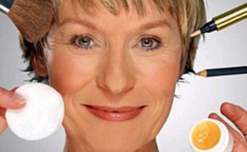 Уроки макияжа 45+: пошаговое руководство