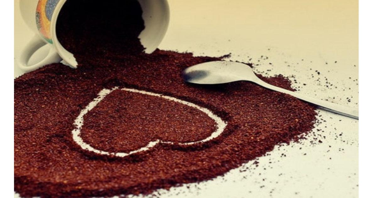 Хотите вернуть коже лица подтянутость и упругость? Запасайтесь кофе!