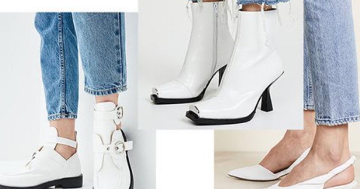 Ваша светлость: 6 пар трендовой белой обуви на весну