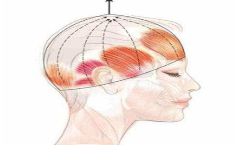 Упражнение для подтяжки лица без хирургического вмешательства — «Шапка-Шлем»