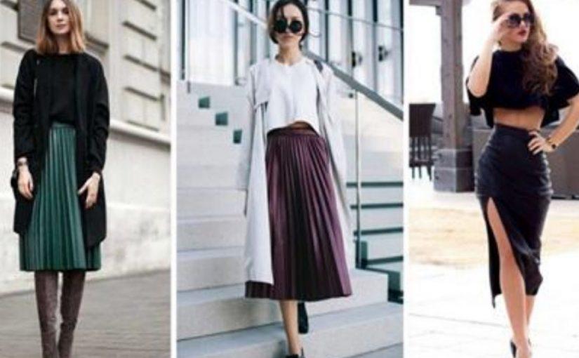 Модные миди-юбки 2018: Лучшие образы