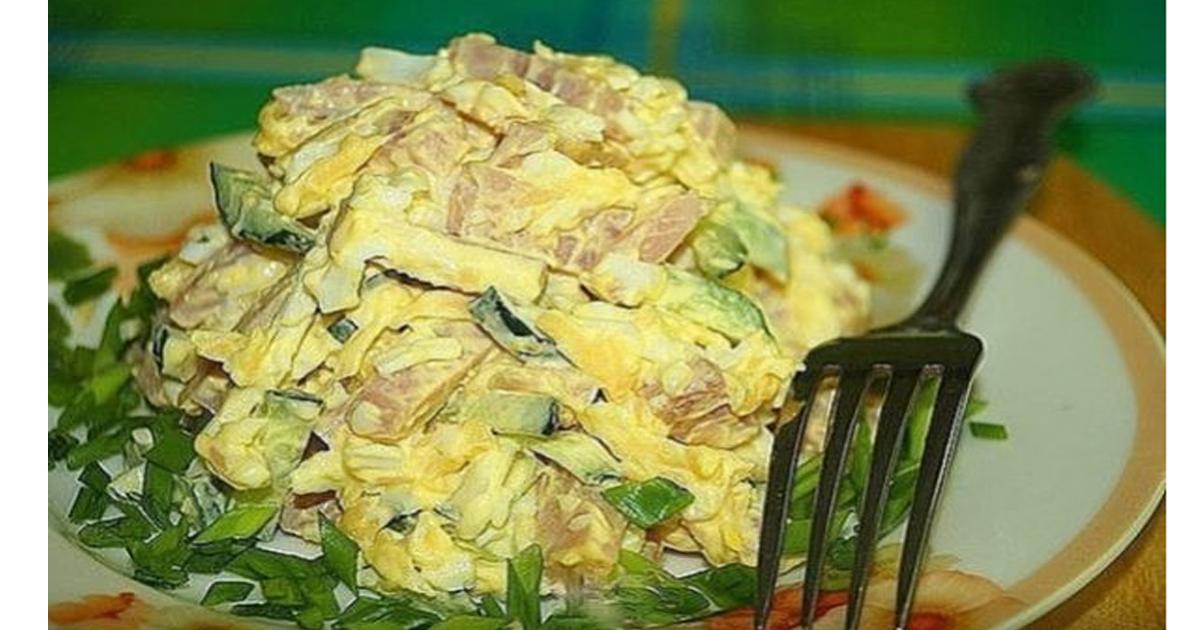 Лучшая подборка самых вкусных салатов для тех, кто любит новые вкусы!