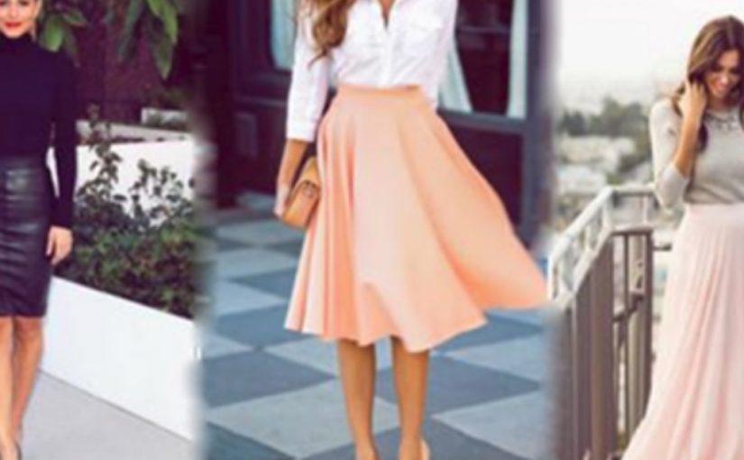 Юбка не терпит: 7 непростительных ошибок которые мы совершаем когда носим юбки.