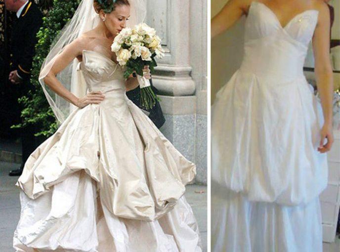Действительно горько: как в действительности выглядят свадебные платья с AliExpress