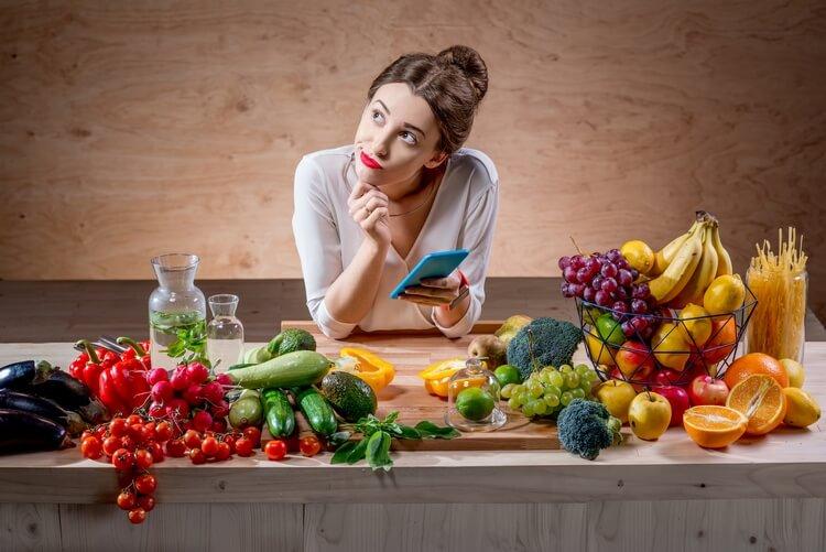 Есть и худеть: 10 продуктов, которые содержат совсем мало калорий