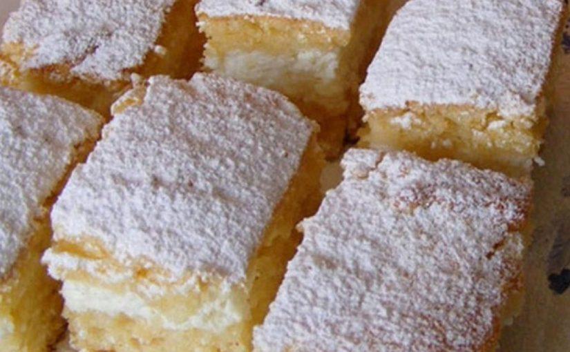 Пирог с йогуртом и лимоном — и больше ничего! Ничего лучше не придумаешь!