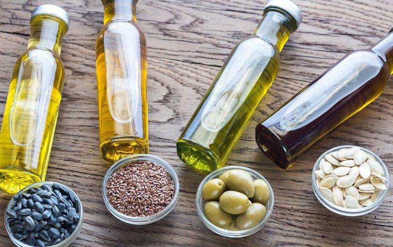Растительные масла — информация о каждом.