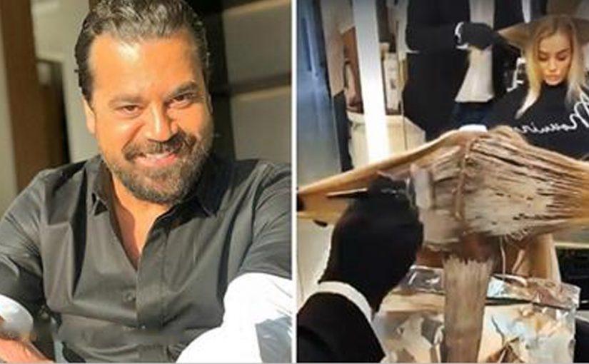 Волшебник-парикмахер из Ливана настолько круто стрижет и красит, что за его работами можно наблюдать вечность!