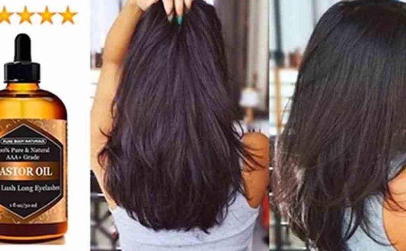 Как применять касторовое масло для роста густых, сочных, завидных волос!