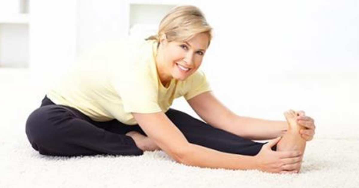 Упражнения для всех женщин 40+, которые продлят молодость