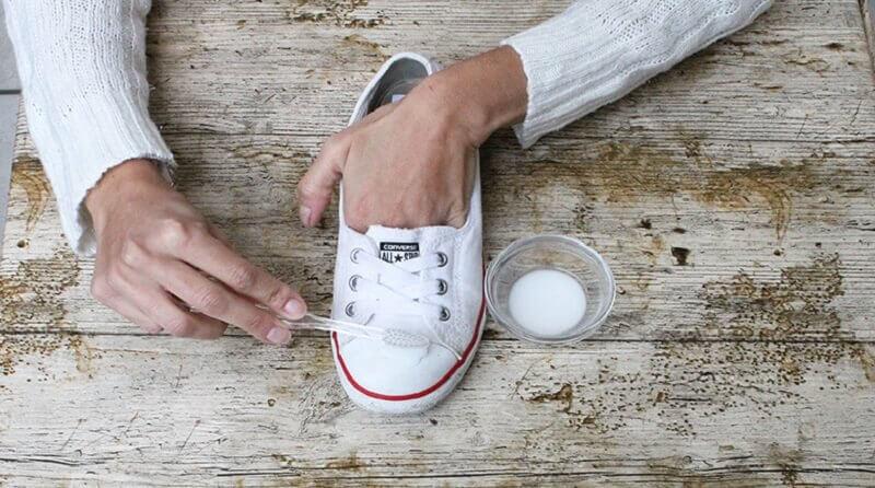Десять лучших способов, чтобы придать обуви первоначальный вид