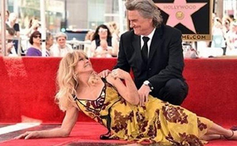 Самый крепкий союз Голливуда! История любви Курта Рассела и Голди Хоун.