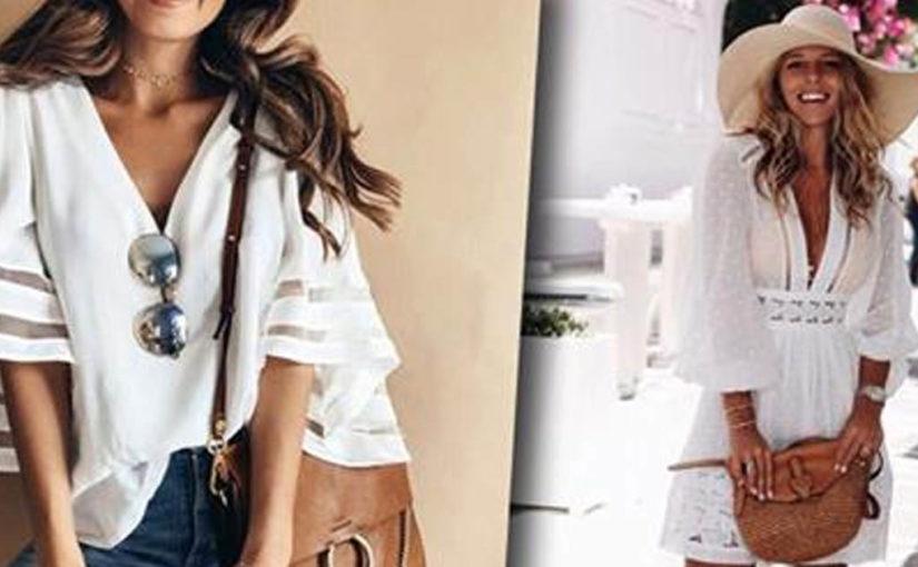 Что будем носить этим летом: 20+стильных модных образов