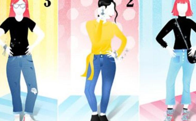 Узнайте, что Ваша любимая пара джинсов говорит о Вас