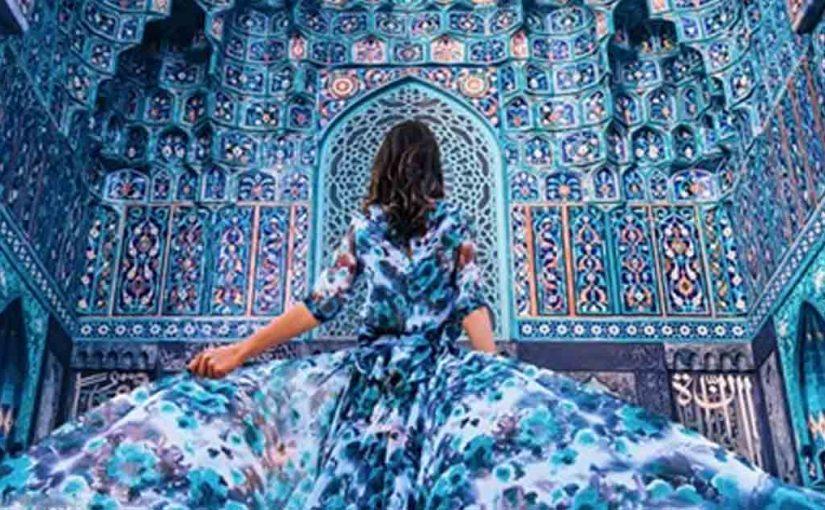 «Я мотаюсь по миру, чтобы фоткать самые красивые платья», — говорит фотограф Кристина Макеева