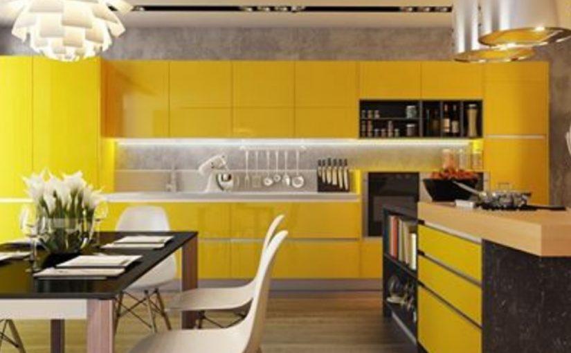 Двадцать красивых идей оформления и дизайна кухни. Очень уютно…