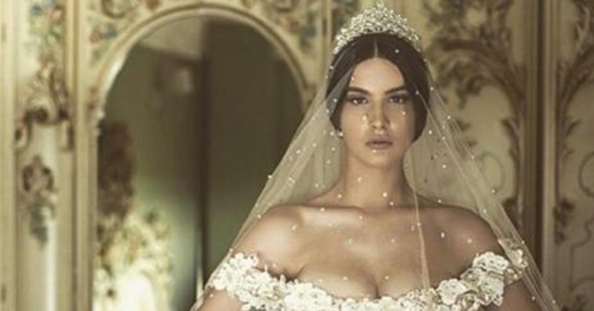 10+ фото изумительных свадебных платьев, на которые смотришь с открытым ртом