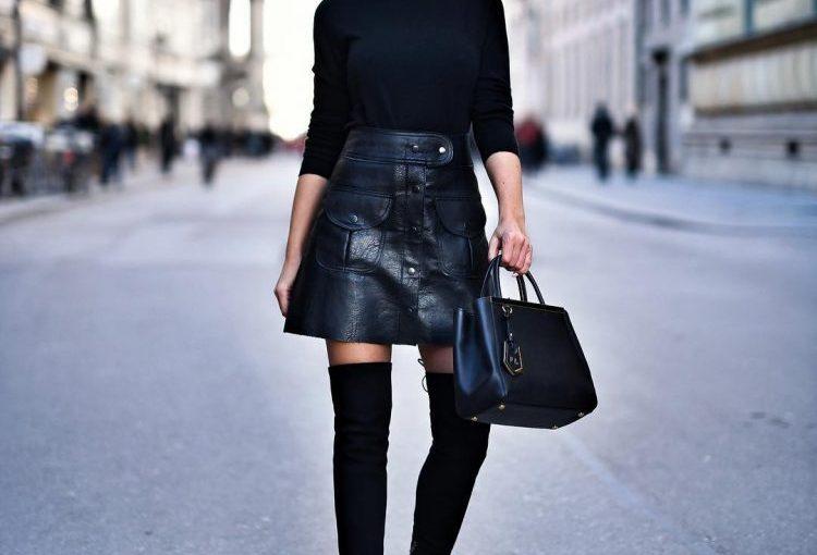 Модный блогер Fusun Lindner: лучшие весенние образы для леди 40+