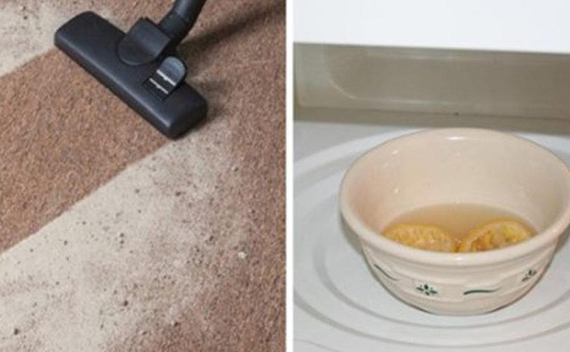 13 хитростей, чтобы в доме всегда хорошо пахло