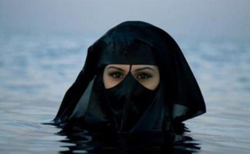 Плавание по-арабски: Вот как выглядят купальники женщин-мусульманок