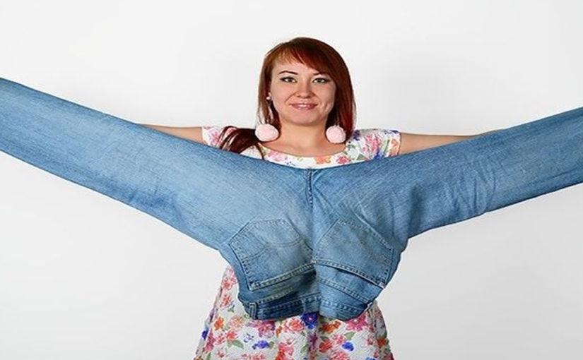 4 трюка как определить размер джинсов, без захода в примерочную