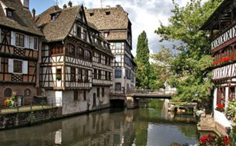 12 лучших городов Франции, которые обязательно нужно посетить