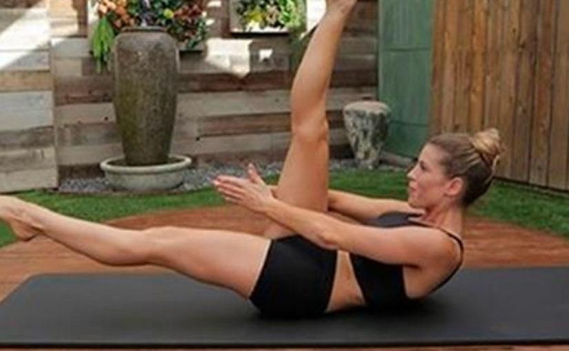 5 упражнений пилатеса, чтобы усилить глубокие мышцы живота