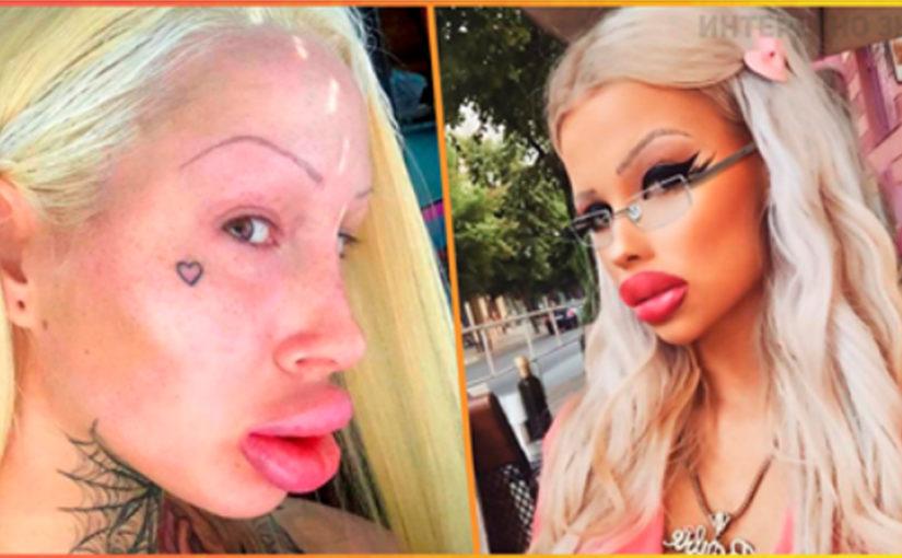 Гламурный кошмар: девушки, которые считают, что красоты должно быть много