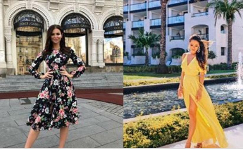 5 модных платьев на лето 2018