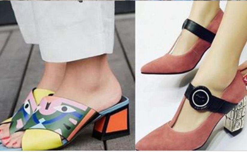 Модные туфли, стильные мюли – самый модный хит лета 2018