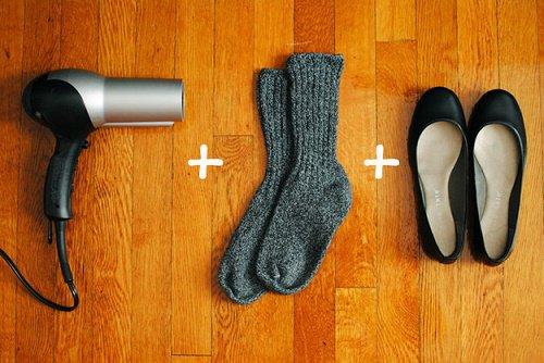 Жмет и натирает обувь? Попрощайтесь с этой болью , благодаря нашим советам