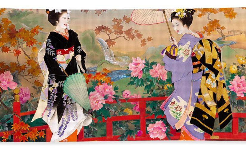 Японская дама раскроет Вашу женственность!