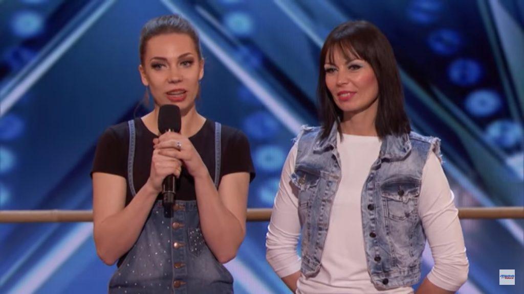 Украинские девушки покорили американское шоу. Фантастический номер с кошками!