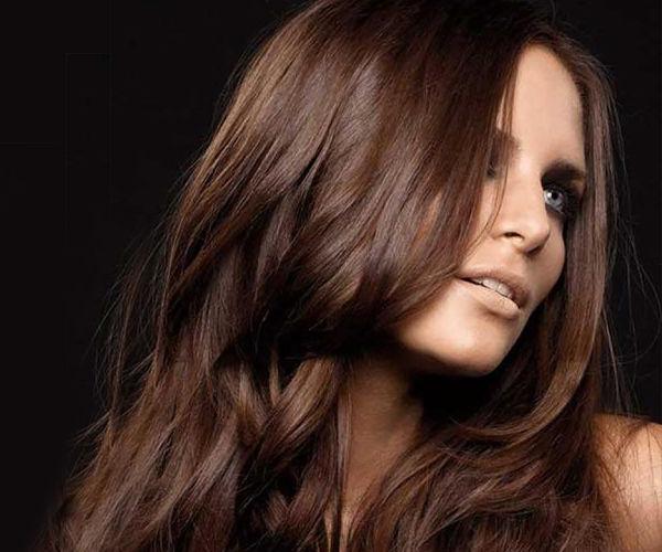 Модное окрашивание для темных волос: 3 лучших оттенка 2018