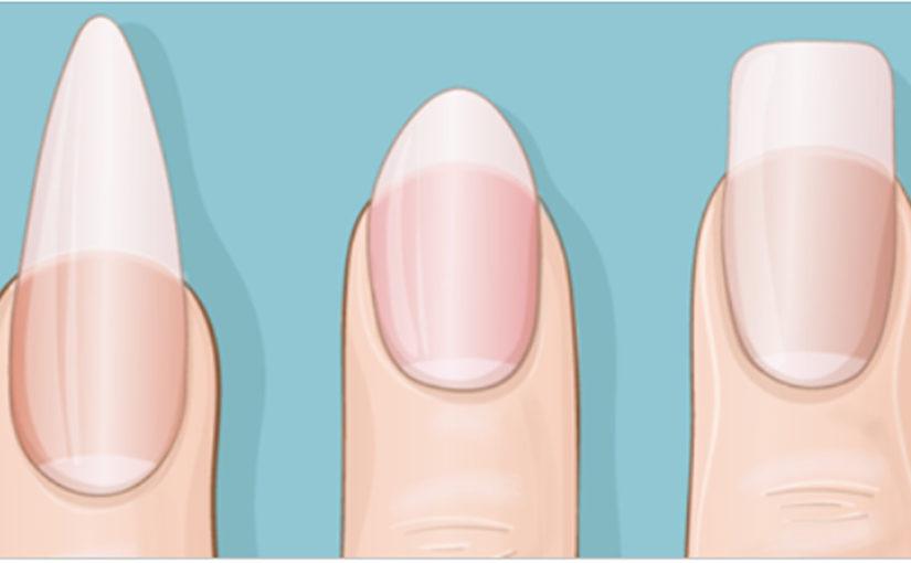 Какую форму ногтей вы предпочитаете? Узнайте больше о своем характере!