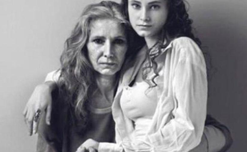 Скандальное обращение мамы к дочке-подростку. Орфография сохранена