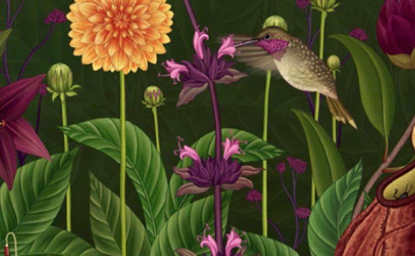 «История цветов» — восхитительно красивый мультфильм для детей и взрослых