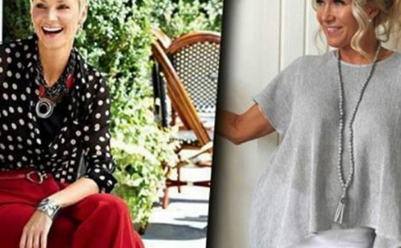 14 образов, подобранных со вкусом по последним тенденциям моды для взрослых дам