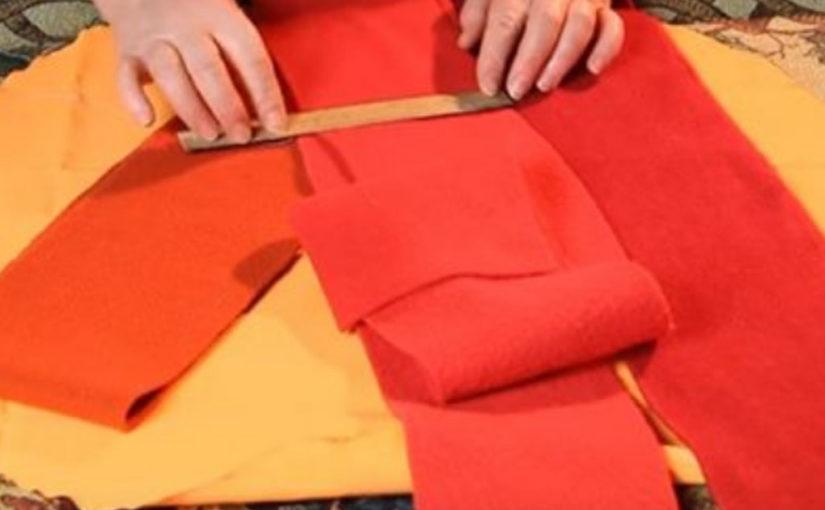 Как сделать коврик своими руками